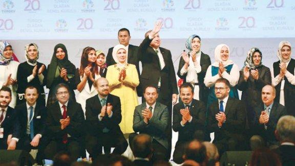 Erdoğan: Doğum kontrolü de neymiş... Neslimizi çoğaltacağız