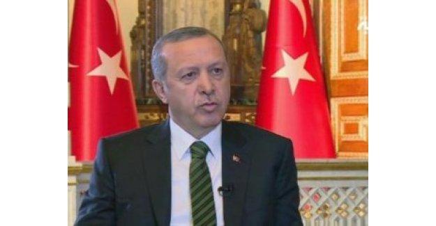 Erdoğan: Suriye'nin kuzeyi için zihinsel projem hazır