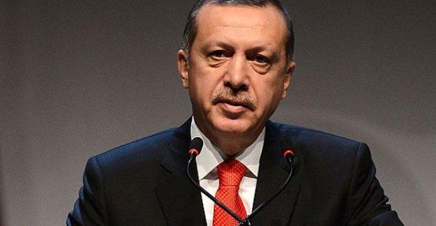 Erdoğan'dan Terör Açıklaması