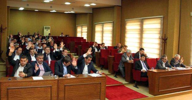 Esenyurt belediyesi mayıs ayı meclisi yapıldı