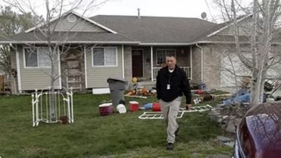Evde yedi bebek cesedi bulundu