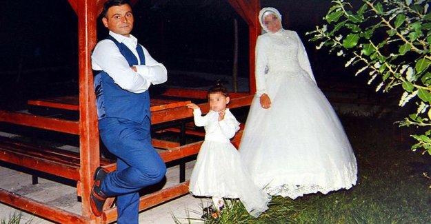 Evliyken başkasıyla düğün yapınca!