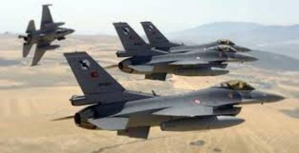 F-16'lar vur emriyle harekete geçti SON DAKİKA