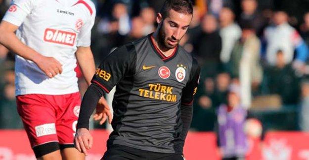 Galatasaray'a Haciz Şoku!
