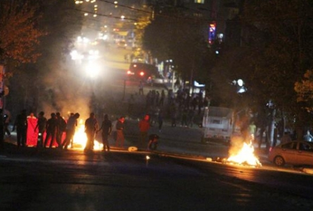 Gazi Mahallesi'nde hareketli gece