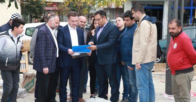 Gaziosmanpaşa Belediyesi Şehidinin Adını Yaşatıyor