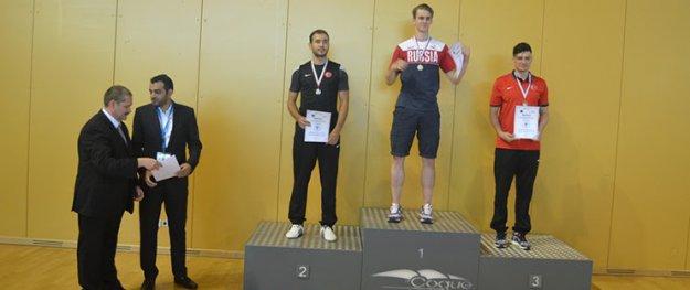 Gaziosmanpaşalı sporculardan Avrupa'da büyük başarı