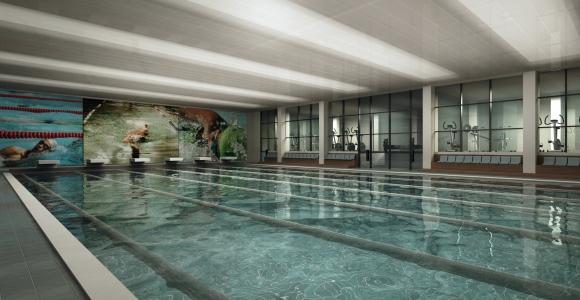 Gaziosmanpaşa'ya yarı olimpik kapalı yüzme havuzlu spor kompleksi