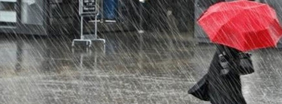 Geceye kadar kuvvetli sağanak yağış