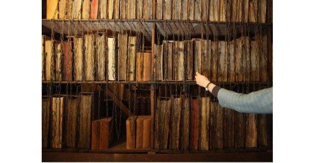 Günümüze Yalnızca Yıkıntıları Kalmış Tarihteki En Eski 7 Kütüphane