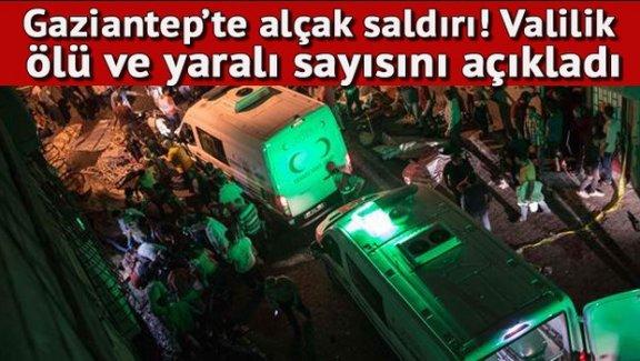 Hainler Gaziantep'i Kana Buladı