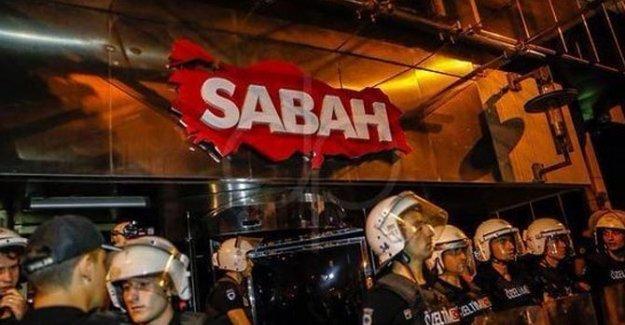 Halk, Sabah-ATV'yi Böyle Protesto Etti