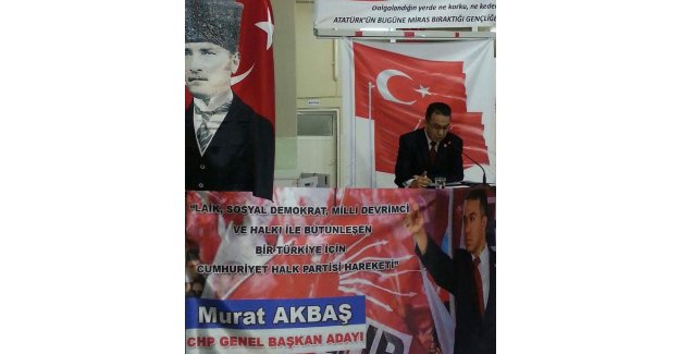 Halkımızın ve CHP Delagasyonunun Dikkatine