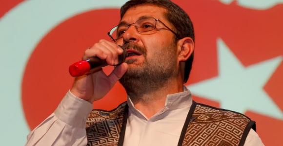Hasan Sağındık Zeytinburnu'nda konser verecek