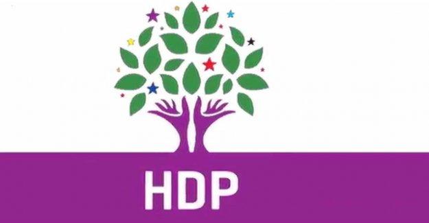 HDP, İstanbul'daki bombalı saldırıyı lanetliyoruz