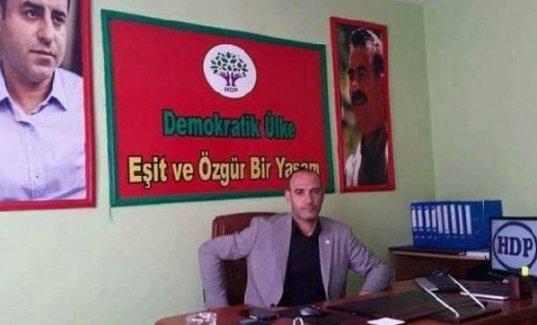 HDP'li başkan PKK'ya eleman götürürken yakalandı