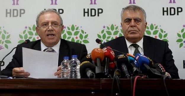 HDP'li iki  Bakan Neden İstifa Etti ?