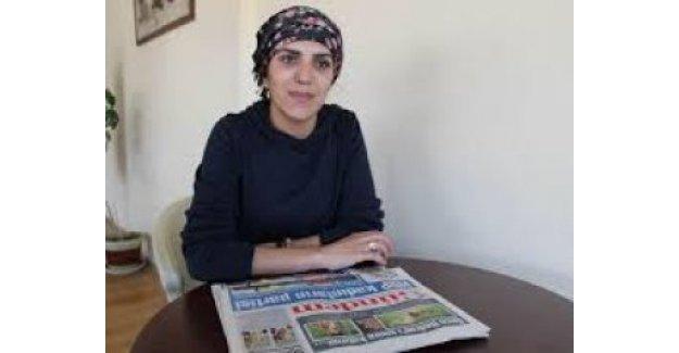HDP Varto Eş Başkanı Halide Aktay tutuklandı
