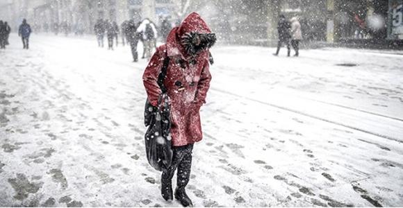 İBB'den Son Uyarı: Eksi 8 Derece Olacak, Don ve Buzlanmaya Dikkat