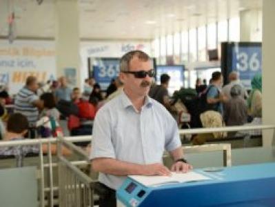 İDO'dan görme engellilere özel tarife
