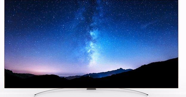 İki devden yerli OLED TV atağı