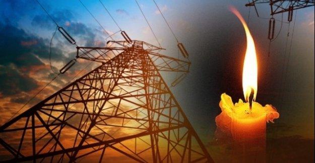 İstanbul'da 7 ilçede elektrikler kesilecek