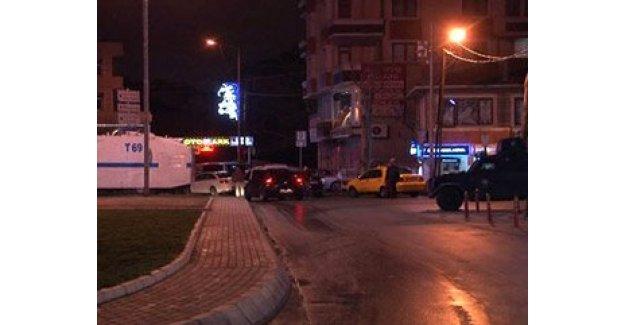 İstanbul'da HDP binasına polis baskını