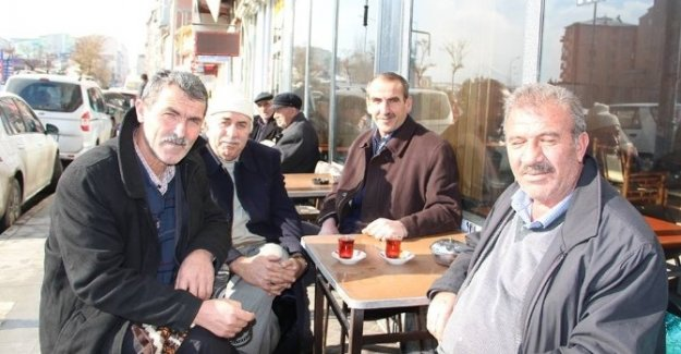 İstanbul'da kış Erzurum'da bahar yaşanıyor