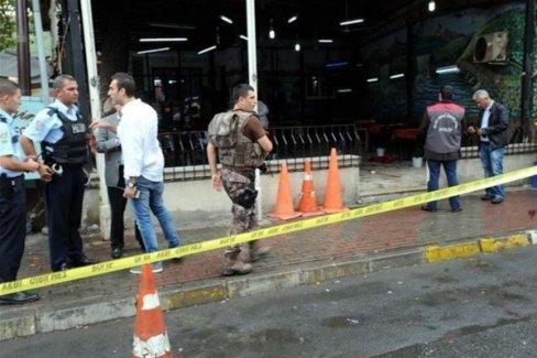 İstanbul'da korsan taksi cinneti: Kurşun yağdırdı!