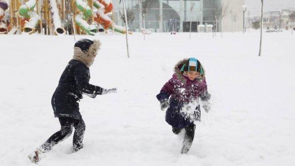 İstanbul'da yarın (pazartesi) okullar tatil mi? Hangi illerde okullara kar tatili var?