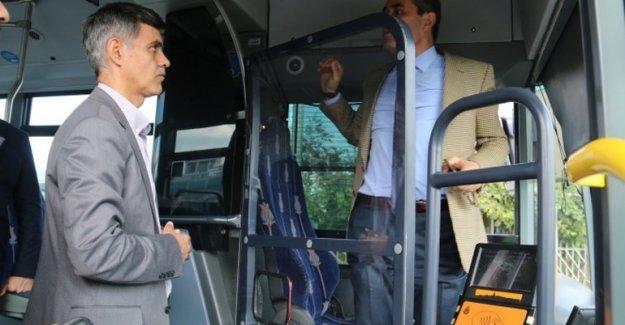 İstanbul'da yeni dönem: Şemsiye ayarı