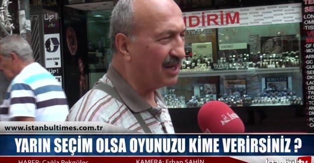 İstanbul Halkı Referandumda Ne Diyecek ?