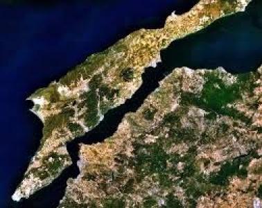 İstanbul İçin Çanakkale Boğazı'ndan Elektrik Hattı Döşeniyor