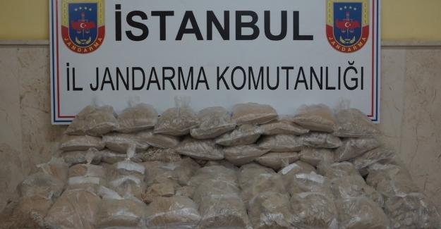 İstanbul Jandarmasından büyük başarı