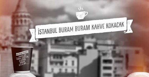 İstanbul Kahve Festivali, 25-28 Aralık'ta Galata Rum Okulu'nda