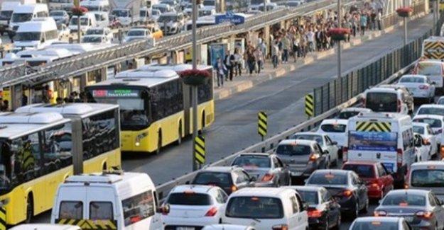 İstanbul trafiği için bir iyi, bir kötü haber