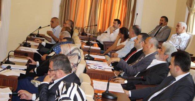 İstanbul'un 39 ilçesinde Belediye Meclis Toplantısı Yapıldı