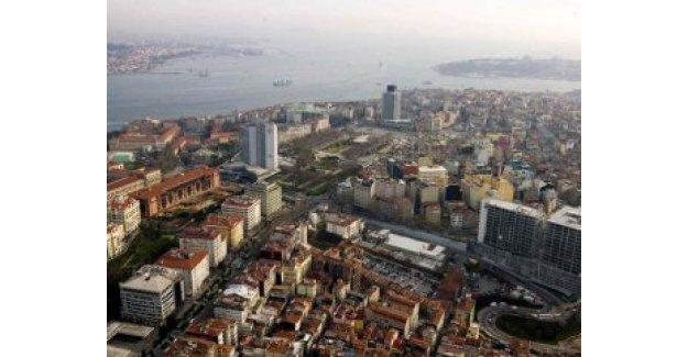 istanbul'da 870 bin riskli konut var