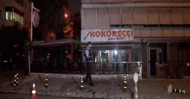 İstanbul'da kokoreç kavgası: İki ölü