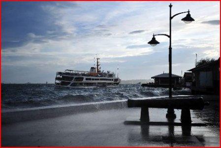 İstanbul'da lodos