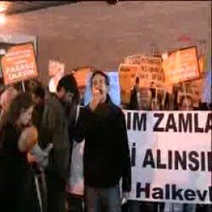 İstanbul'da ulaşım zammı protestosu