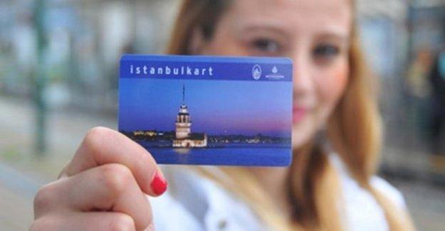 İstanbulkart alışveriş kartı olacak