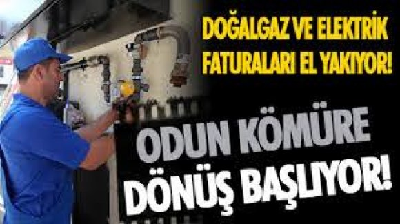 İstanbullu Doğalgaz Faturaları Altında Eziliyor