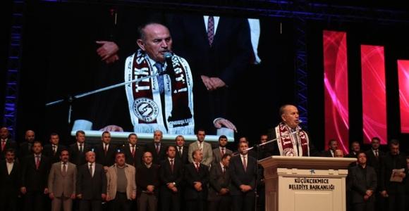 İstanbullu Tokatlılar Arenemega'da Buluştu