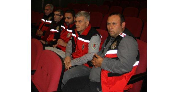 İstanbul'un afet planı kartal'da anlatıldı