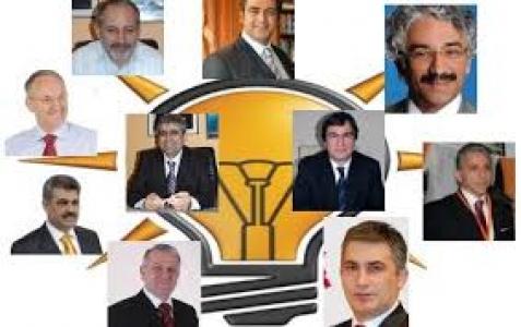 İşte AK Parti'nin Meclis Üyesi Aday Listesi