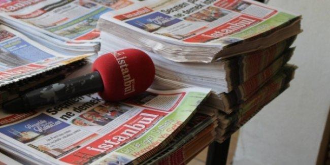 İşte Basının Ne Olduğunu Bilmeyenlere Basın Nedir 'in Cevabı