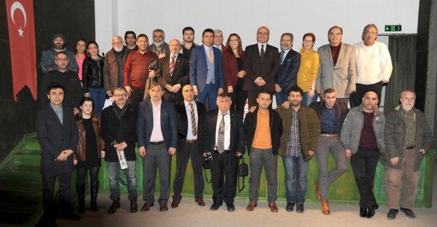 İYGAD' 10 Ocak Çalışan Gazeteciler Gününü Panel İle Kutladı