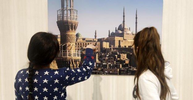 Kadim Kahire Fotoğraf Sergisi