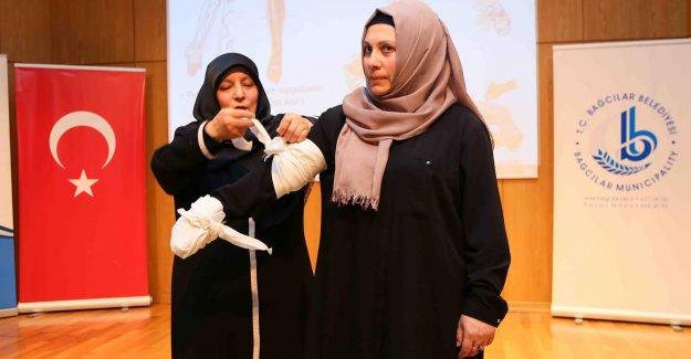Kadınlara İlk Yardım Eğitimi
